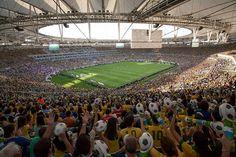 Estadio do Maracana (1950, redesigned 2013)