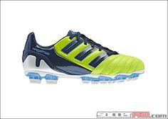 adidas Youth Predator Absolado TRX FG - Slime with Dark Indigo and Super Cyan...444.99