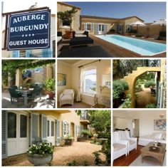 Auberge Burgundy  Address: 16 Harbour Road, Hermanus Tel: +27 28 313 1201 Email: auberge@hermanus.co.za