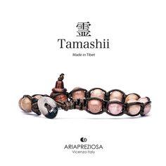 Tamashii - Bracciale Tradizionale Tibetano Bamboo Leaf