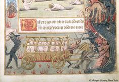 Book of Hours, MS M.1001 fol. 109r - Images from Medieval and Renaissance Manuscripts - The Morgan Library & Museum