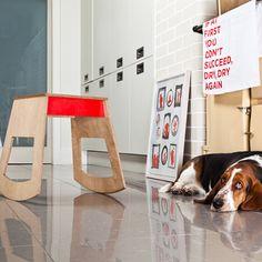 Rex - the stool that rocks