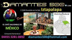 DXN Iztapalapa Diamantes 500