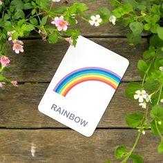 Free Printable Flash Cards - Mr Printables