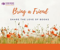 Bring a friend (blank) #UBAM #independentconsultant #Usborne