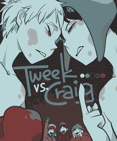 Tweek vs Craig ~ bring it on