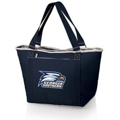 Georgia Southern University Insulated Cooler Tote Bag Lunchbox