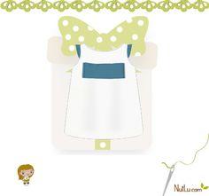 """""""Comenzamos la semana con este vestidito para niña blanco con adornos en azul ideal para una ocasión especial :) ¡Si te GUSTA aquí tienes el enlace!> """" http://nutlu.com/vestidos/vestido-ni-a-blanco-azulon  #RopaBebe #RegaloOriginal #VestidoNina #ModaInfantil #RopaNinos #Kids #FashionKids"""