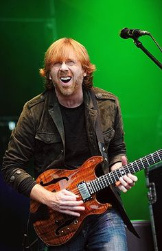 Trey (Anastasio) Face - all different yet the same