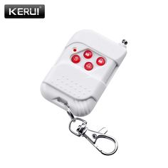 KR-RC527 Universal Smart Remote Control Controller Remote Controler Keyfobs Kit 433mhz For kerui Arduino Smart Home alarm system