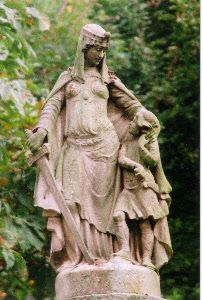 Hidden historical heroines (#21: Æthelflæd, Lady of the Mercians) – ErinLawless.co.uk