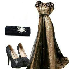 Vestido ideal para una cena