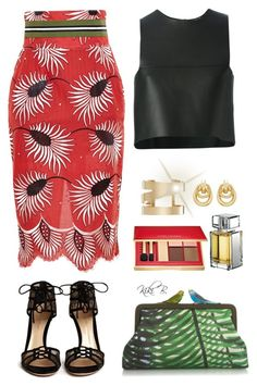 """Top Products for Sep 1st + Satin Love Bird Clutch"" by kiki-bi ❤ liked on Polyvore featuring Fendi, Stella Jean, Gianvito Rossi, Isabel Marant, Sarah's Bag, Estée Lauder, Thierry Mugler and Lord & Taylor"