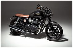 Triumph Bonneville. I'm not really a motorcycle guy, but i would love to have one of these.