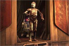 Star Wars : Episode II - L'Attaque des clones / R2-D2 & C-3PO