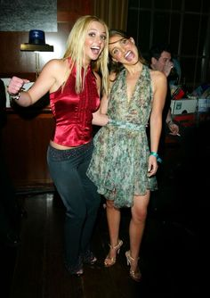 Britney Spears & Natalie Portman