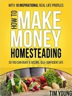 How to Make Money Homesteading: Economic Self-Sufficiency for Preppers, Homesteaders and Survivalists: So You Can Enjoy a Secure, Self-Sufficient Life - http://www.source4.us/how-to-make-money-homesteading-economic-self-sufficiency-for-preppers-homesteaders-and-survivalists-so-you-can-enjoy-a-secure-self-sufficient-life/