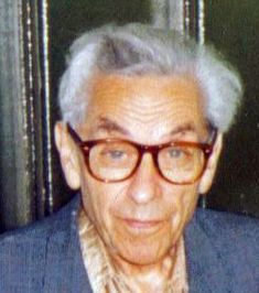 Pál Erdős, one of the most prolific mathematicians of the 20th century.