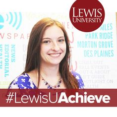 """I absolutely loved my experience at Lewis. I will never be able to thank my professors enough for their knowledge, help and advice. The small class size and attention from professors ensured that I got the best possible college education.""  –Andrea Earnest, May 2015 Graduate, Mass Communications-Online Journalism. Andrea accepted a position before she graduated as an Assistant Editor at Bugle Newspaper.  #LewisUAchieve #LewisU"