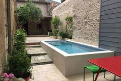 Pool: 12 stylish fashions – Home aspect