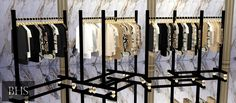The Glam Clothing RackComes in 26 colors 6 Main Clothing Colors 2 Hanger Colorways 2 Rack Colorways 5 Specials DOWNLOAD | MESH TOUAll credit goes to @divadoom, THANK YOU! Tag me #beverlyhillssims, if...