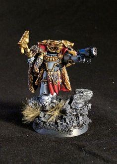Consul Wolf Priest