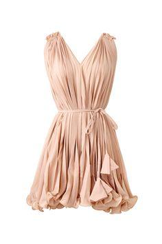 Rose gold dresses on pinterest rose gold bridesmaid rose gold