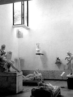 Canova Museo | Carlo Scarpa | Possagno, Italia | Most beautiful sculpture museum in the world!