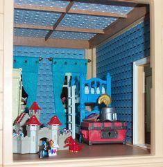Boy's Bedroom Trolley House