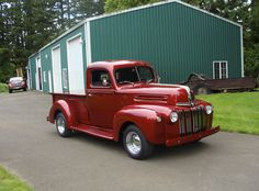 Chip's Auto Restoration, Inc.   1946 Ford Pickup