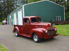 Chip's Auto Restoration, Inc. | 1946 Ford Pickup