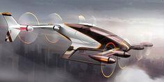Uçan arabalar : Airbus 2017 yılının sonuna kadar testlerini yapmayı planlıyor