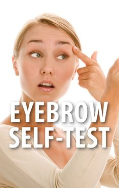 Dr Oz showed how your eyebrows can help to identify health problems, such as nutrient deficiency. Also, find out whether you have Eczema or Thyroid issues. Thyroid Issues, Thyroid Disease, Thyroid Problems, Health Problems, Thyroid Gland, Alternative Therapies, Alternative Health, Health Articles, Health Tips