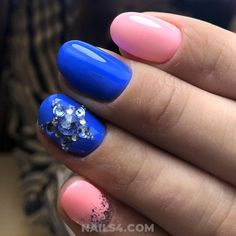Cute and Simple Nail Art for School / Fresh Orderly Acrylic Nails Idea Crafts To Make And Sell, Crafts For Kids, Arts And Crafts, School Nail Art, Top Art Schools, Easy Nail Art, Simple Nails, Some Fun, Craft Gifts