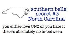 North Carolina southern belle secret #3
