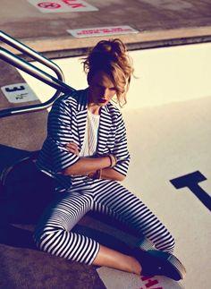 Anne Vyalitsyna for Harper's Bazaar Turkey