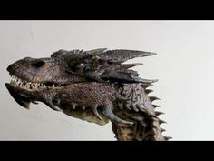 Dragon puppet by GalileoN