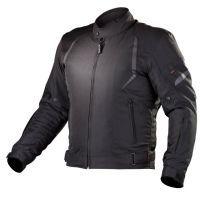 Αδιάβροχο Μπουφάν Μοτοσυκλέτας NORDCAP MONZA II Μαύρο Motorcycle  Accessories 431add3696b