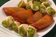 international cuisine restaurant: middle eastern desserts