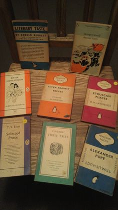 The Many Colours of Penguin