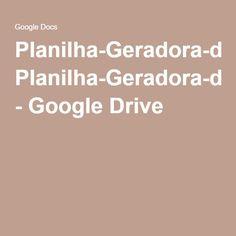 Planilha-Geradora-de-Mix-de-Anuncios-versao2.xlsx - Google Drive