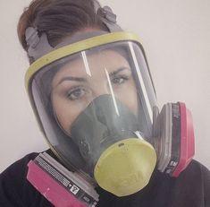Gas Mask Girl, Respirator Mask, Jennifer Aniston, Beachwear, Swimwear, Outfit Of The Day, Gas Masks, Cosplay, Street Style