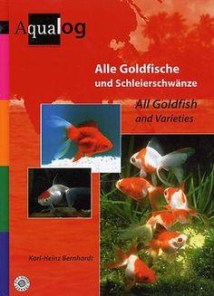 AQUALOG All Goldfish and Varieties