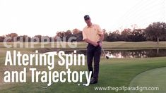 Looking to add variety to your chipping game? In our latest video we show you three options to control trajectory or spin for medium (or standard), low, and high. Steps 1) Take a stance approximately shoulder width apart where the feet are close to 6-9″ apart. 2) Align 5 balls along the ground. One ball [...] The post Chipping Variety & Trajectory Control   The Golf Paradigm appeared first on FOGOLF.