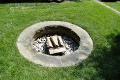 In Ground Fire Pit | in-ground fire pit | pretty rooms