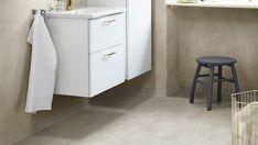 Bildresultat för medium grey floor tarkett våtrum