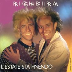 Righeira (1983-1985)_estate_sta_finendo_copertina_45_giri