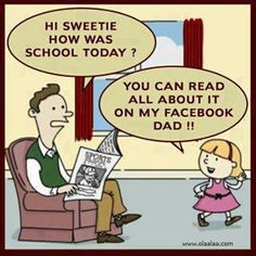 funny facebook daughter For more funny pictures, visit http://funnyneel.com/funny-pictures http://FunnyNeel.com ). Follow us www.pinterest.com/webneel/funny-pictures