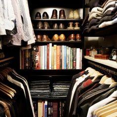 My new closet  :) I hope