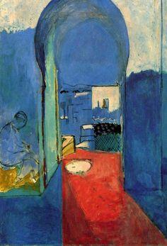 Henri Matisse Entrance To The Kasbah